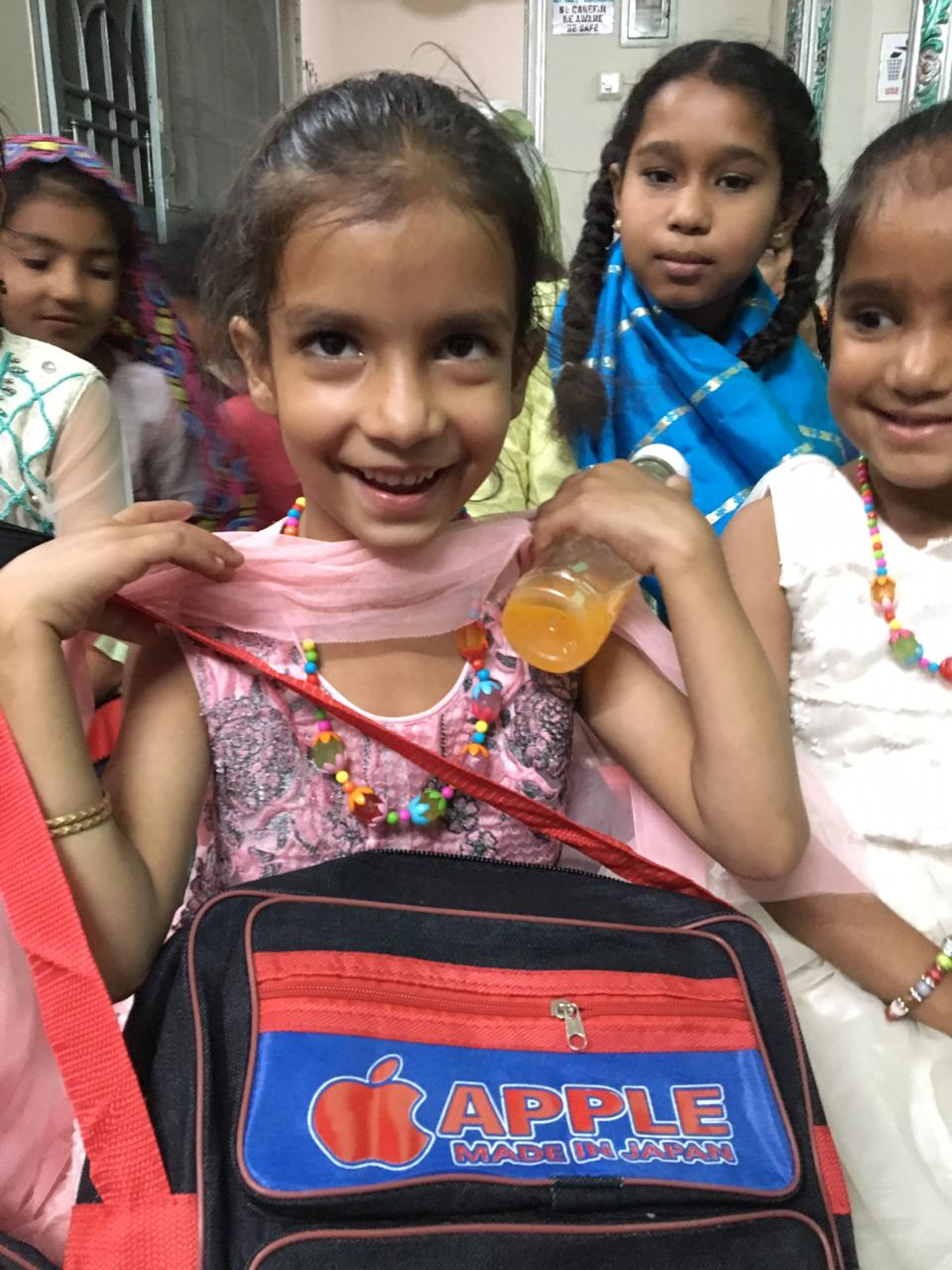 School Stationery Distribution